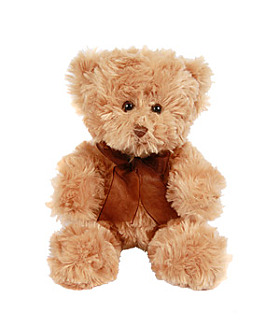 Cuddly cute little teddy 16cm