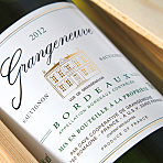 2013 Grangeneuve Bordeaux Blanc x 1