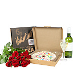 What a Girl Wants - Roses, Pizza & a Bottle of White