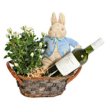 Peter Rabbit Gift Basket