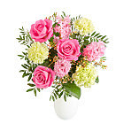 Scented Pink Posy