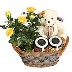 Happy Days Gift Basket