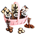 Cherish Chocolate Trug