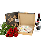 What a Girl Wants - Roses, Pizza & a Bottle of Red