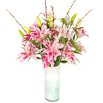 Scented Statement Lilies