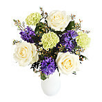 Scented Blue Posy