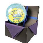 It`s a Boy balloon in giftbox - Bug...