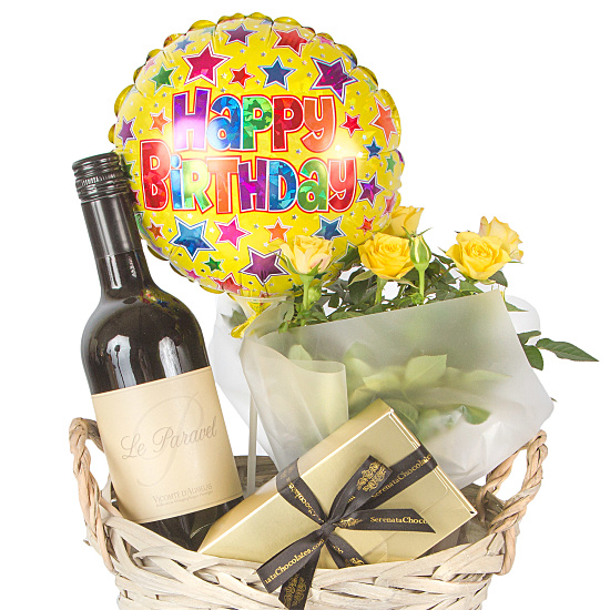 wine gift baskets next day delivery