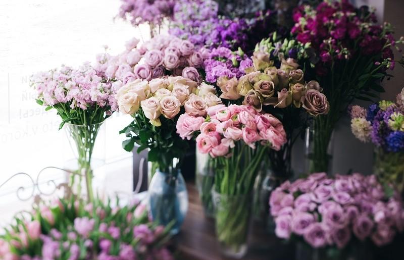 bouquet à livrer