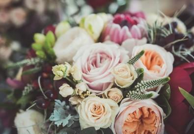 Petit bouquet de fleurs