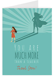Much more than a teacher