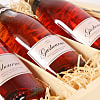 Rose English Sparkling Wine Trio