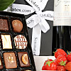 Bordeaux and Luxury Belgian Chocolates