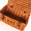 Medium Wicker Hamper