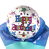 Happy Birthday Stars Balloon Gift