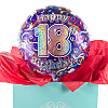18th Birthday Balloon Gift