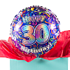 30th Birthday Balloon Gift