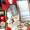 Chocoholics Christmas Hamper