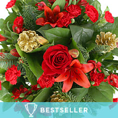 Christmas Celebration - Flowers