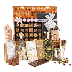 The Definitive Chocolate Hamper - Hampers