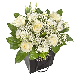 Pure Love Gift Bag - Flowers