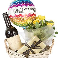 Congratulations Gift Basket - Hampers