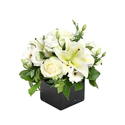 Pearly White - Funeral - Hampers