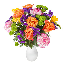 Bright Letterbox Flowers - Hampers