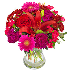 Romantic Bouquet - Flowers