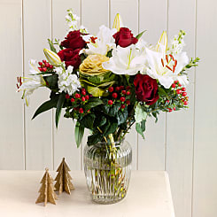 Christmas Glamour - Flowers