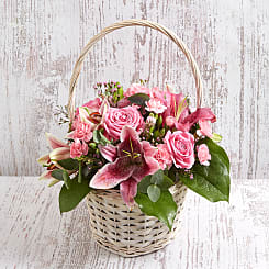 Sweet Memories Basket