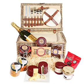 Gift delivery The Cheltenham Hamper