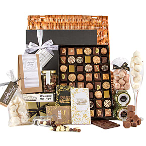 Gift delivery The Indulgence Chocolate Hamper