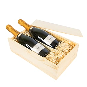 Gift delivery English Sparkling Wine Duo