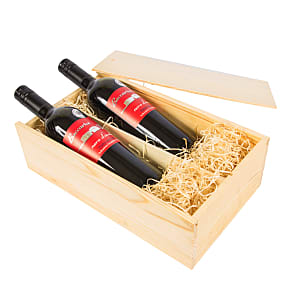 Gift delivery 2012 Nero d Avola Baccaria Duo