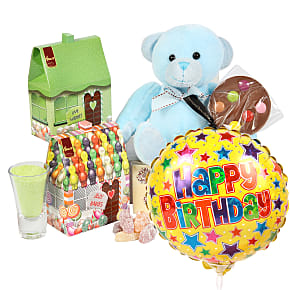 Gift delivery Boys Happy Birthday Gift Box