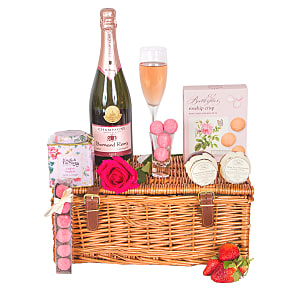 Gift delivery Champagne Breakfast Hamper