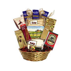 Flower bouquet Deluxe Choice Gift Basket