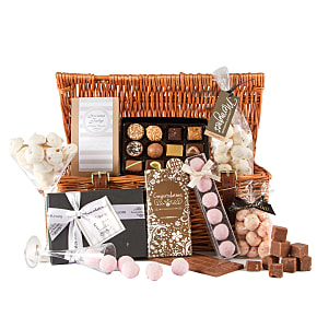 Gift delivery Congratulations Chocolate Hamper
