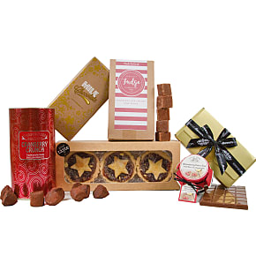 Gift delivery Happy Christmas Gift Box