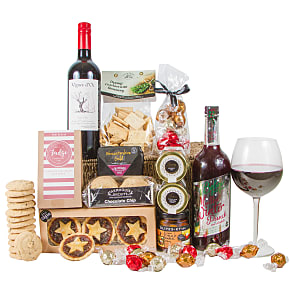 Gift delivery Christmas Party Hamper