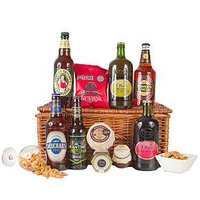 Gift delivery The Award Winning Ale Hamper