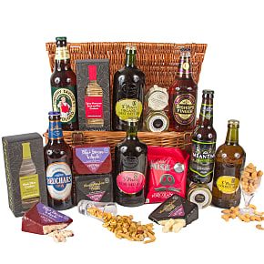 Gift delivery The Ultimate Ale Hamper