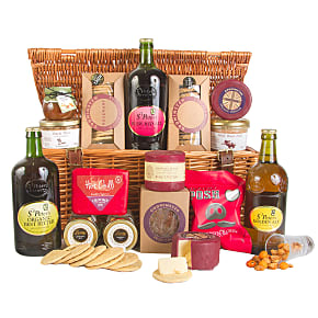 Gift delivery The Gentlemans Hamper