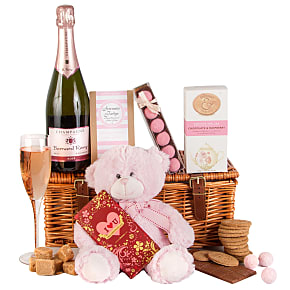 Gift delivery I Heart U Hamper