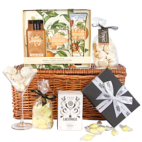 Gift delivery Orange Blossom Relaxation Hamper