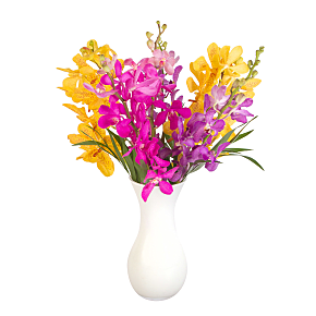 Flower bouquet Bright Mokara Orchids