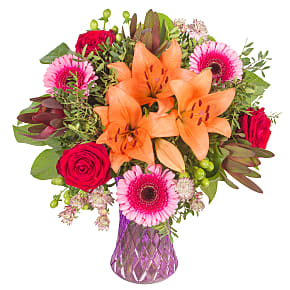 Flower bouquet Romana