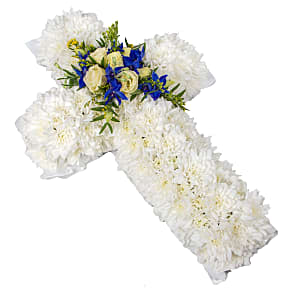 Flower bouquet Traditional Cross
