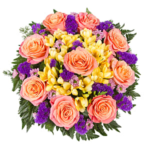 Flower bouquet Bright Posy